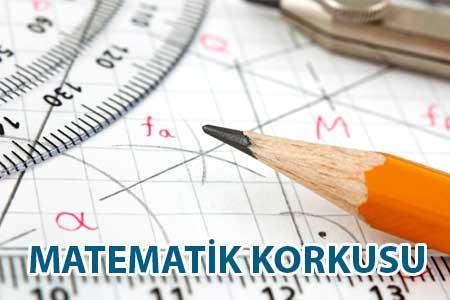Matematik korkusunu yenme