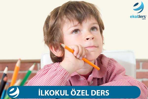 İlkokul özel ders