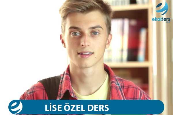 Lise Özel Ders