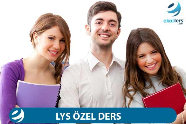 LYS özel ders
