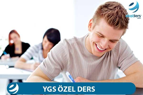 YGS özel ders