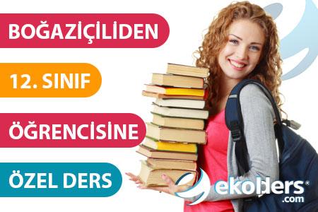 12. sınıf öğrencisine özel ders veren öğretmenler hocalar